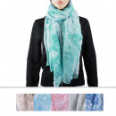 wholesale Fashion & Apparel: Scarf BLS-53 Mix Colors 12 pcs