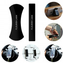 Nano Rubber Pad 2 pcs Universal Black