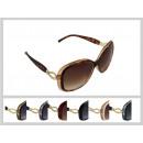 Großhandel Sonnenbrillen: Sonnenbrille 1520 Box 12 Stück.