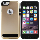 Metal Back Cover Apple Iphone 6 Gold