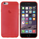 CoolSkin3T Fall  für Apple Iphone 6 Tr. rot