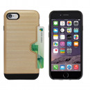 Case CardSkin Apple Iphone 7/8 Plus Gold