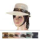 Chapeaux de dames CM-37 Mix couleurs 6 pièces
