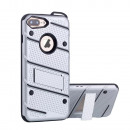 groothandel Telefoonhoesjes & accessoires: Hoesje Armour  Stand iPhone 6 Zilver