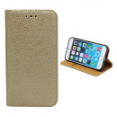 Case Book for Apple Iphone 7/8 Gold