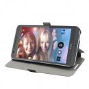 FlipSkin3 Tasche  für HTC Desire Schwarz 820