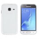 Coque CoolSkin3T pour Samsung J1 Mini Transparent