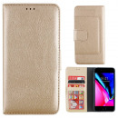 Wallet Case Apple Iphone 8/7 Gold
