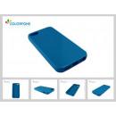 CoolSkin pour Samsung N7100 Galaxy Note Bleu II