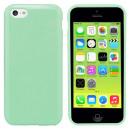 Cool Skin Cover  for Apple Iphone 5C Piano Green
