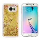 ingrosso Informatica: Gold Case Cool  Skin Liquid Samsung S6