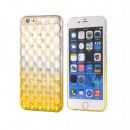 Cover Cool Skin  Color Bling for Apple Iphone 7 Gol