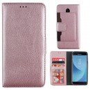 Wallet Case for Huawei P9 Lite 2017 Pink
