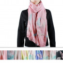 wholesale Scarves & Shawls: Scarf BD-2 Mix Colors 12 pcs