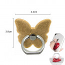 Holder Ring Butterfly Universal Gold