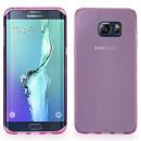 Coque CoolSkin3T Samsung Galaxy S6 Edge + Tr. Rose