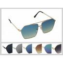 Großhandel Sonnenbrillen: Sonnenbrille Visionmania 2011 Box 12 Stück