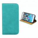 Case Book for Apple Iphone 6 / 6S Turquoise