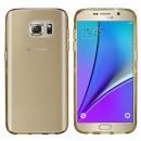 groothandel Computer & telecommunicatie: Hoesje CoolSkin3T  voor Samsung Galaxy S7 Goud