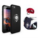 BackCover Bague Apple Iphone 6 / 6S Noir