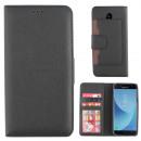 Wallet Case for Samsung Galaxy J7 2017 Black