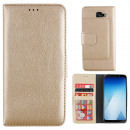 wholesale Bags & Travel accessories: Wallet Case Samsung A5 2017 Gold