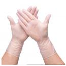Großhandel Handschuhe: Vinyl PVC Untersuchungshandsch uhe