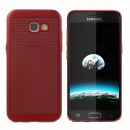 BackCover Trous Samsung J7 2016 Rouge