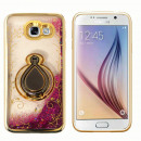 groothandel Rook-accessoires: Hoesje Ring Liquid Samsung A3 2017 Goud