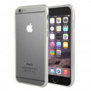 groothandel Computer & telecommunicatie: Hoesje Bumper  Color voor iPhone 6 Zilver+Grijs