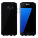 Cover Cool Skin Samsung Galaxy S7 Bord Piano Black