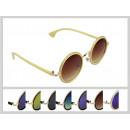 Großhandel Sonnenbrillen: Sonnenbrille 1711 Box 24 Stück.