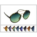 wholesale Sunglasses: Collection of  sunglasses 12 pcs, model number 1440