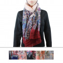 wholesale Fashion & Apparel: Scarf BLS-44 Mix Colors 12 pieces