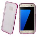groothandel Computer & telecommunicatie: Hoesje CoolSkin  Bling Samsung Galaxy S7 Roze