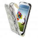 Caso de visita del color para Samsung i9500 Gal. S