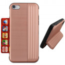 Case Card Stand Apple Iphone 8/7 Rose Gold