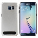Metal Back Cover  Samsung Galaxy S6 White