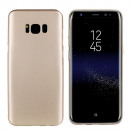 Case CoolSkin Slim Samsung S8 / Duos Gold