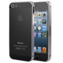 Metallstoßkasten  für Iphone 4/4 S Dunkel