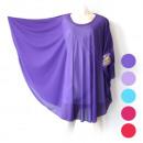 Großhandel Pullover & Sweatshirts: Big Size Damen Sommerponcho