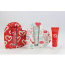 wholesale Cremes: Hand and Nail Cream HEARTS in Tube