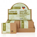 MY SOAP PALM OIL FREE Sheep Milk Soap Olive