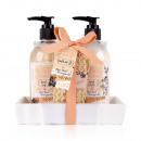 wholesale Room Sprays & Scented Oils: Hand Care Set THE POETRY OF FLOWERS