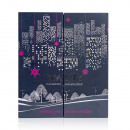 Großhandel Dekoration: Adventskalender Dekorativkosmetik SKYLINE
