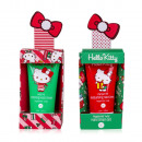 Hand care set Hello Kitty - HAPPY CHRISTMAS in Ges