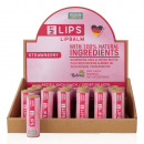 wholesale Facial Care: MY LIPS lip balm stick strawberry