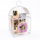 Bath set Raphael in birdcage