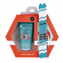 ALPINE CHIC hand care set in a gift box