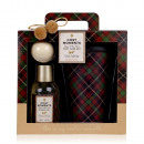 Bath set COZY MOMENTS in a gift box